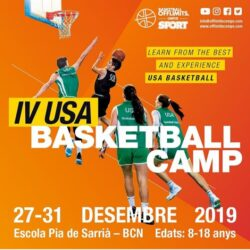 IV USA BASKETBALL CAMP